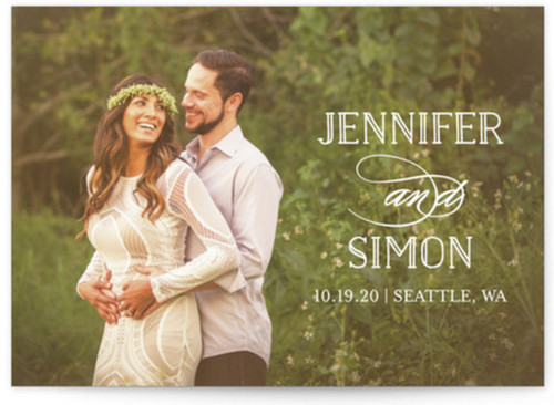 Small cute save the date ideas